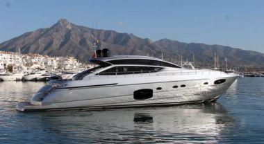 Продажа яхты Aurum - PERSHING 62