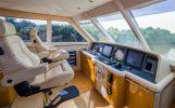 Продажа яхты KALEIDOSCOPE - LAZZARA Skylounge