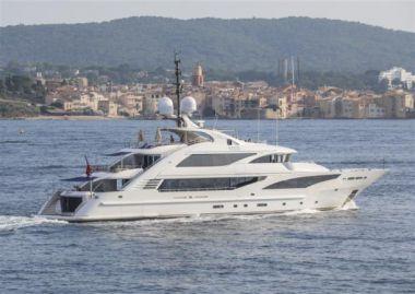 Купить яхту SAINT  2012 ISA 500-2 POP @ MONACO в Shestakov Yacht Sales
