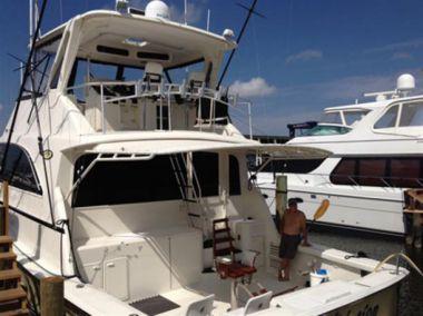 TBack - Ocean Yachts