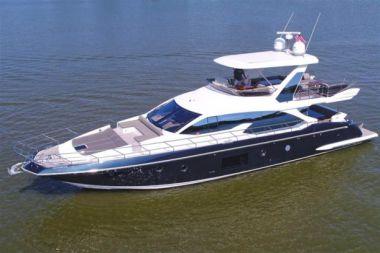 Стоимость яхты 2017 Azimut 66 FLY w/ Seakeeper     OHANA 2.0 - AZIMUT