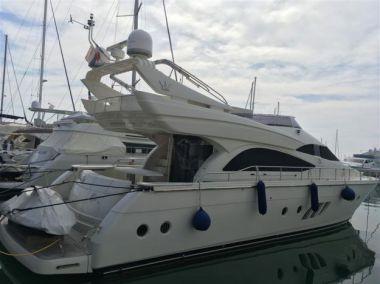 Стоимость яхты NATALIA - DOMINATOR 2008