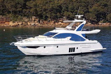 Стоимость яхты Azimut 50 - AZIMUT