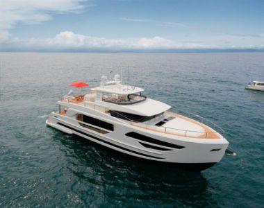 FD85 (New Boat Spec) - HORIZON FD85