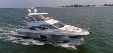 Лучшие предложения покупки яхты 2014 Azimut 54 FLY w/ Seakeeper    DAWN CHASER - AZIMUT