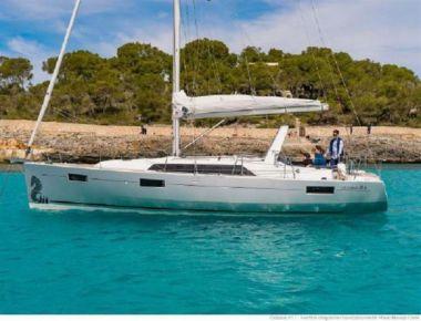 Лучшая цена на 2020 Beneteau Oceanis 41.1 - BENETEAU