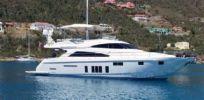 Купить яхту CUCA - FAIRLINE в Atlantic Yacht and Ship