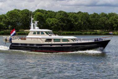Продажа яхты Valerie