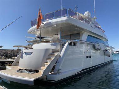 Продажа яхты AQWA