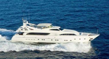 MAMBO - FERRETTI CUSTOM LINE yacht sale