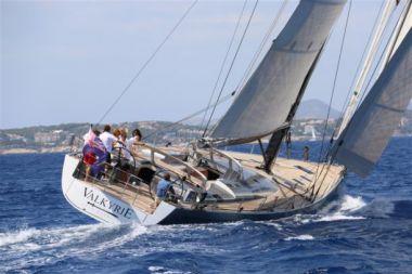 Продажа яхты VALKYRIE