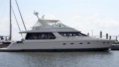 Стоимость яхты Real Time - CARVER