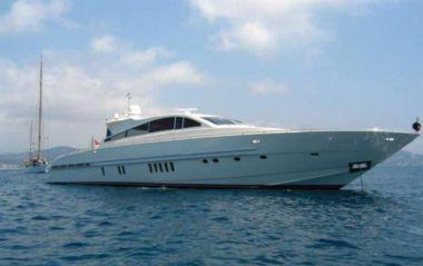 Стоимость яхты Mahy