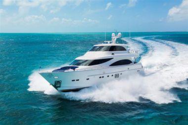 "E90 (New Boat Spec)  - HORIZON 89' 4"""