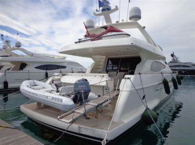 Купить яхту FERRETTI 730 - FERRETTI YACHTS в Atlantic Yacht and Ship