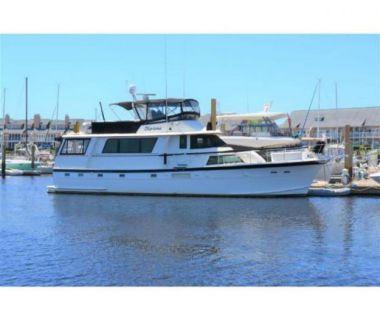 Charisma - HATTERAS 58 Motor Yacht