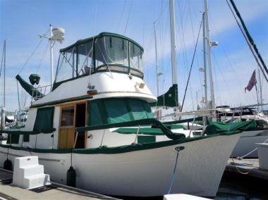 Don't Stop Believin' - CHB Trawler yacht sale