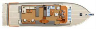 Купить яхту New Build 64 Pilothouse в Atlantic Yacht and Ship