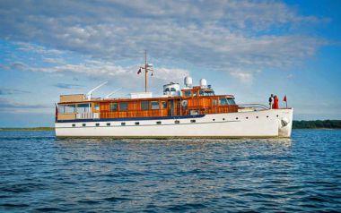 Стоимость яхты BB - TRUMPY