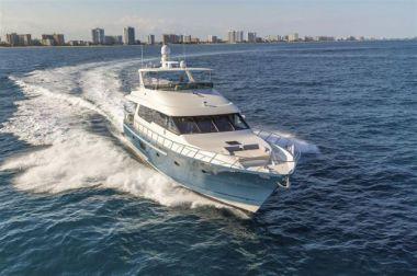 Продажа яхты BRAVO 72 - CHEOY LEE