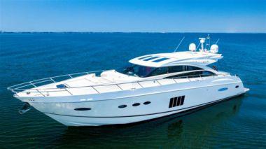 Galati Yacht Sales Trade - PRINCESS YACHTS 2013