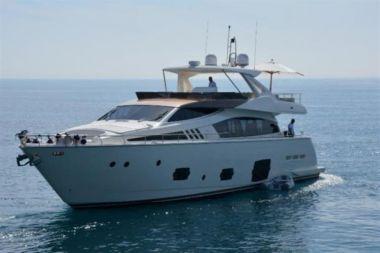 Стоимость яхты Tommy II - FERRETTI YACHTS 2013