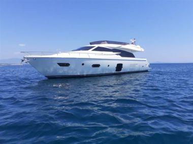 Продажа яхты EKKO II - FERRETTI 2016