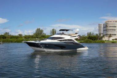 Купить яхту Cheers  - MARQUIS 500 Sport Bridge  в Atlantic Yacht and Ship