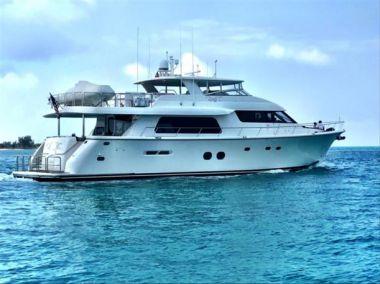 Продажа яхты LADY C - PACIFIC MARINER Motor Yacht
