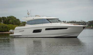 Продажа яхты Solid Waste - PRESTIGE 550 S