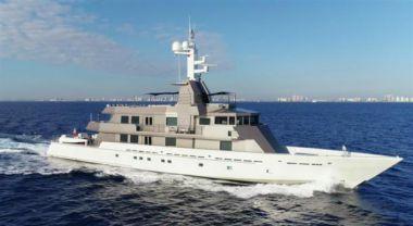 Продажа яхты MIZU
