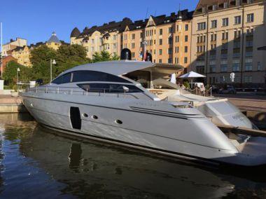 Продажа яхты Macan
