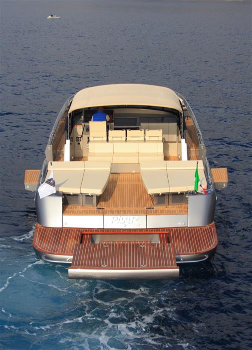 Continental 54 Tender - CNM - CANTIERI NAVALI DEL MEDITERRANEO - Buy