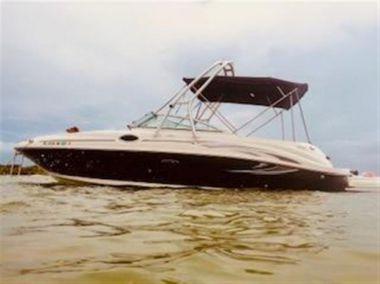 Стоимость яхты 2005 Sea Ray 240 Sundeck - SEA RAY