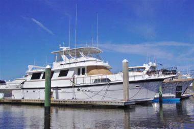 Продажа яхты Calypso - HATTERAS