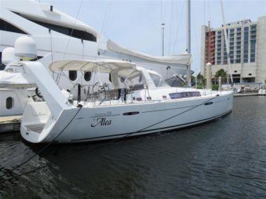 Купить яхту ALEA - BENETEAU в Atlantic Yacht and Ship