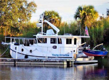 Стоимость яхты Young America - MIRAGE YACHTS LTD 2008