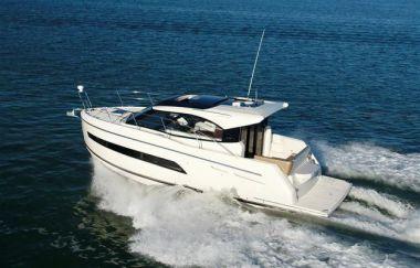 Купить яхту New Model - CARVER 34 Coupe в Atlantic Yacht and Ship