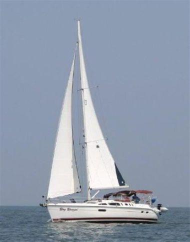 """Стоимость яхты Hunter 410 """"Bay Breezin'"""""""