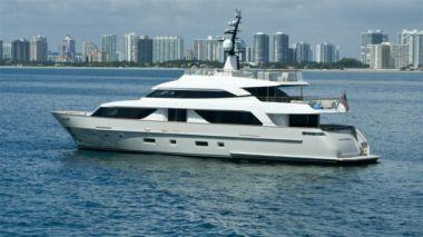 Sanlorenzo SD112 yacht sale