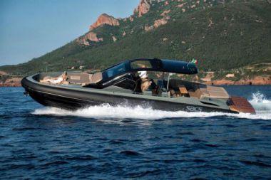 """Купить SACS Rebel 47 - SACS Marine 46' 3"""""""