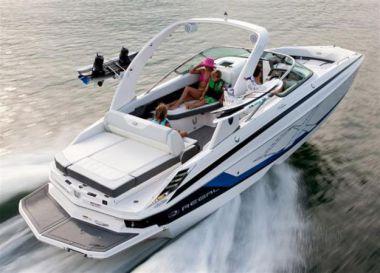 Купить яхту 27ft 2015 Regal 27 FasDeck RX - REGAL 27 FasDeck RX в Atlantic Yacht and Ship