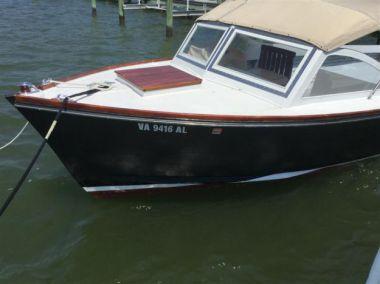 Amelia  - Hubert Johnson  BlackJack yacht sale