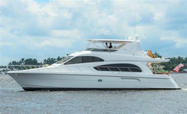 Стоимость яхты PLEXI VII - HATTERAS