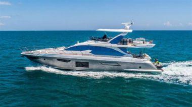 OM yacht sale