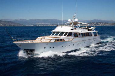 Продажа яхты LIBERTUS