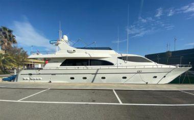 Gran Finale II yacht sale