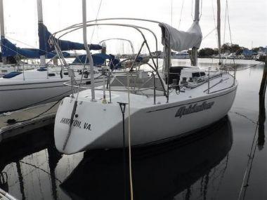 Купить яхту Quicksilver - PEARSON 36 в Atlantic Yacht and Ship