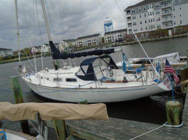 Продажа яхты  Red Dog - PEARSON 39