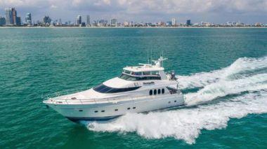 Купить яхту TURANGALILA в Atlantic Yacht and Ship